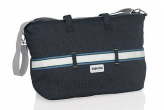 Сумка для коляски Inglesina Trilogy Bag Jeans Fluo Navy