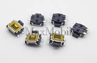 BM01 Кнопка включения SMD  3.6 x 3.9 x 1.3 мм