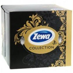 Салфетки Zewa Collection в коробке, 60 шт.