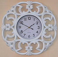 Настенные часы фигурные (46х46х5 см.)