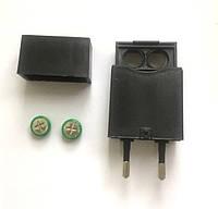 Набор зарядное устройство с аккумуляторами 675 (1-й комплект) для слуховых аппаратов