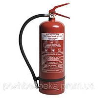 Огнетушитель порошковый (ОП-5) ВП-5