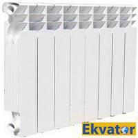 Биметаллический радиатор ТМ Ekvator 76/500