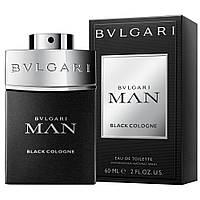 Bvlgari Man Black Cologne 100ml (tester) мужская туалетная вода (оригинал)