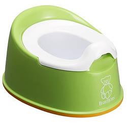 Горшок BabyBjorn Smart, зеленый