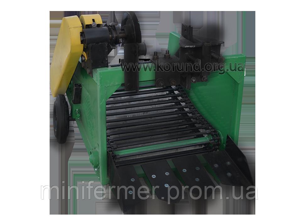 Картофелекопалка КМТ-1 для мотоблоков и мототракторов