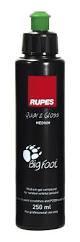 RUPES 9.BFQUARZ GEL COMPOUND MEDIUM (250 ml) - полировочная паста 2 (зеленая)