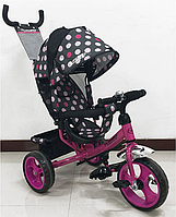 Детский трехколесный велосипед Turbo Trike  М 3113-5-D