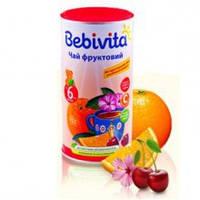 Фруктовый чай Bebivita в гранулах, 200 г
