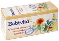 Детский фиточай Bebivita желудочный в пакетиках, 20 шт.