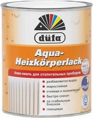 Акриловая радиаторная эмаль Dufa Aqua-Heizkörperlack