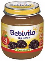 Пюре Bebivita Чернослив, 100 г