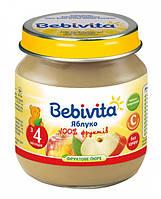 Пюре Bebivita Яблоко, 125 г