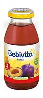 Сок Bebivita Слива, 200 мл