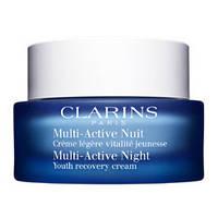 CLARINS Ночной крем для борьбы с первыми возрастными изменениями для норм./комб.кожи Multi-Active 15 мл