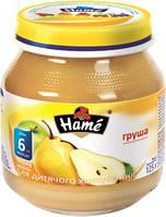 Фруктовое пюре Hame яблоко и груша, 125 г