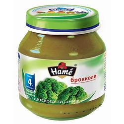 Овощное пюре Hame брокколи, 125 г
