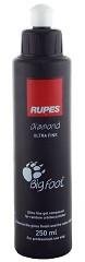 RUPES 9.BFDIAMOND GEL COMPOUND ULTRA FINE (250 ml) - полировочная паста 4 (белая)