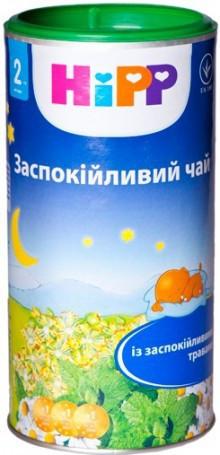 Успокоительный чай HiPP в гранулах, 200 г