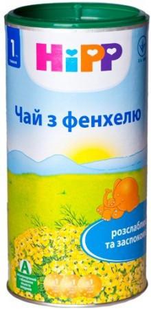 Детский чай из фенхеля HiPP в гранулах, 200 г