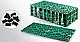 Соединение для модулей дренажных блоков 200 л и экоблоков, фото 2