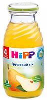 Грушевый сок HiPP, 200 мл