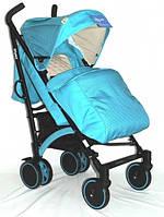 Коляска-трость BabyHit Rainbow (D200) Blue, синий