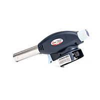 Intertool GB-0020 Горелка газовая, пьезозажигание на курке, регулятор
