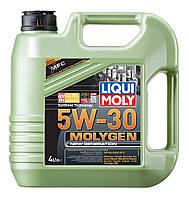 Масло моторное Liqui Moly Molygen 5W-30 4 литра