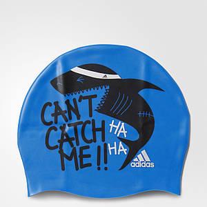 Плавательная шапочка Adidas Performance Graphic (Артикул: AY2930)