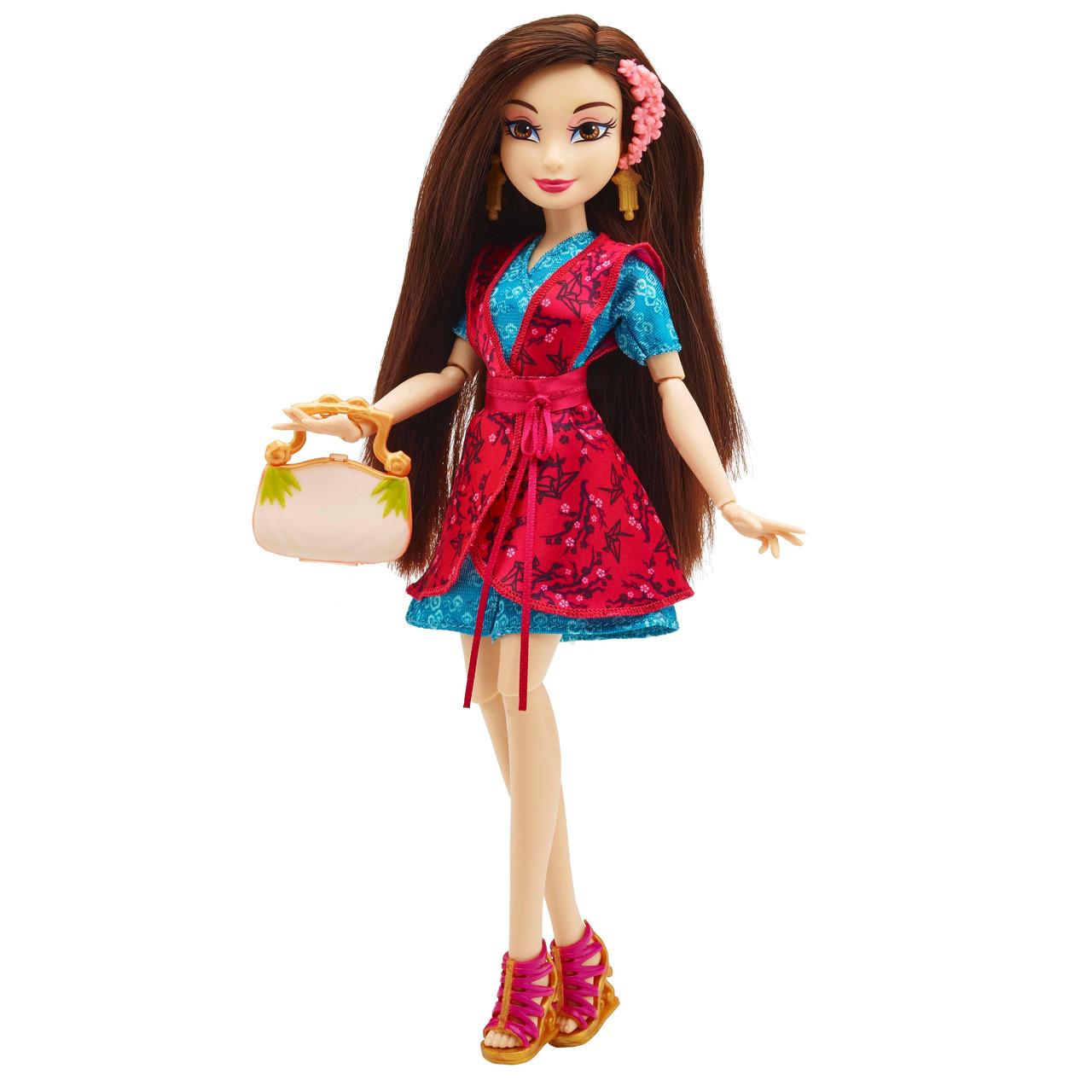 Hasbro Descendants Кукла Лонни/Lonnie Наследники Дисней - базовая
