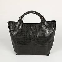 Женская сумка под крокодиловую кожу М51-10
