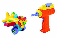 Набор юного механика PlayGo Самолет
