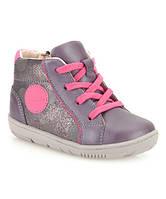 Кожаные ботиночки для девочки Clarks