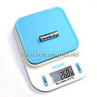 Весы кухонные электронные 109, 5кг (0,5г), температура (электронные весы)