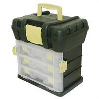 Ящик рыболовный FISHING BOX COMET 4 махі K4-1077