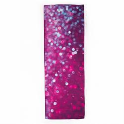 Коврик — полотенце для йоги  GRIP ART
