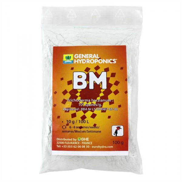GHE BM BioPonic Mix 25g Органическое удобрение для гидропоники и органического выращивания