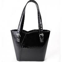 Женская каркасная сумка М56-27/лак
