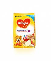Молочная каша Milupa мультизлаковая со смесью фруктов, 210 г