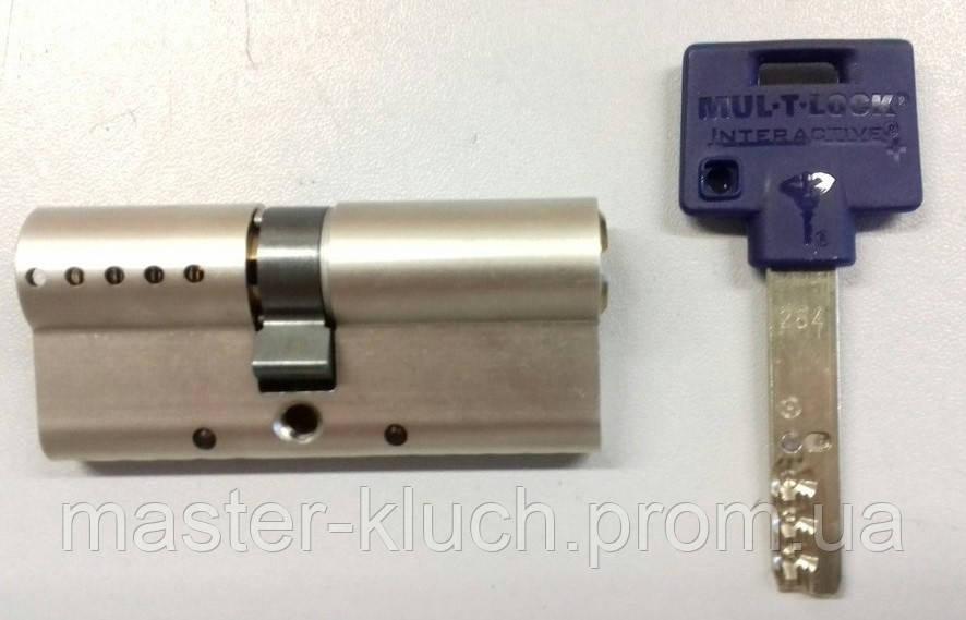 Цилиндровый механизм    MUL-T-LOCK Interactive 90/92 мм