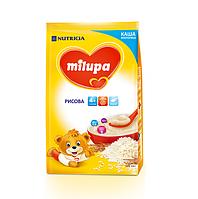 Молочная каша Milupa рисовая, 210 г