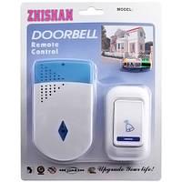Беспроводной звонок на дверь ZHISHAN 555 DC, 12 V, 32 варианта мелодий, радиус до 100 м