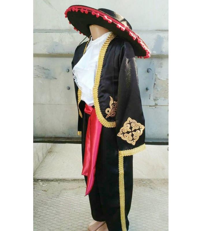 Карнавальный национальный костюм Испанца Тореадора (4-8 лет)