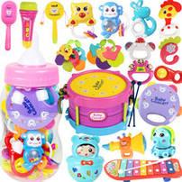 Игрушки для младенцев (0-1 год)