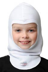 Термошапка-маска детская Thermoform белая
