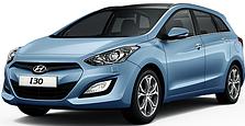 Защита двигателя на Hyundai I-30 (2012-2016) хэтчбек \ универсал