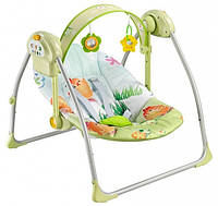 Кресло-качалка Babyhit Deep Sleep Green, зеленый