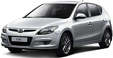 Защита двигателя на Hyundai I-30 (2006-2012) хэтчбек \ универсал
