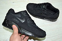Кроссовки мужские Nike Air Max 90 черные 2230